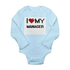 I love my Manager Body Suit