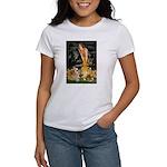 Fairies & Corgi Women's T-Shirt