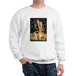 Fairies & Corgi Sweatshirt