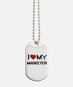 I love my Marketer Dog Tags