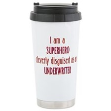 Unique Banking Travel Mug