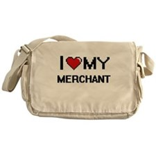 I love my Merchant Messenger Bag