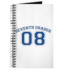 Seventh Grader 08 Journal
