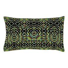 Tribal Shaman Forest Pillow Case