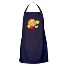 Apple Pudding Apron (dark)