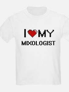 I love my Mixologist T-Shirt