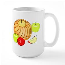 Apple Pudding Mugs