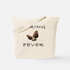Cute Morel mushroom Tote Bag