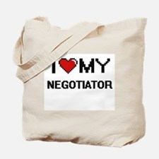 I love my Negotiator Tote Bag