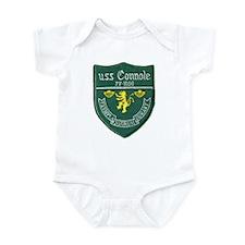 USS CONNOLE Infant Bodysuit