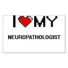 I love my Neuropathologist Decal