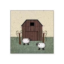 Barn Sheep Sticker