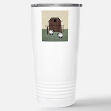Barn Sheep Travel Mug