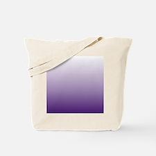 modern purple ombre Tote Bag