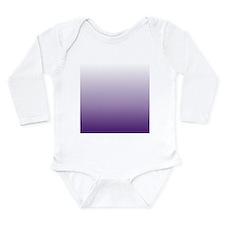 modern purple ombre Body Suit
