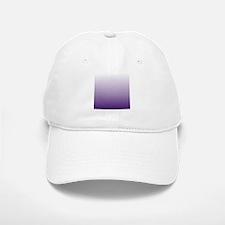 modern purple ombre Baseball Baseball Cap