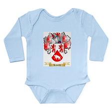 Kassidy Long Sleeve Infant Bodysuit