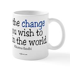 Unique Change the world Mug