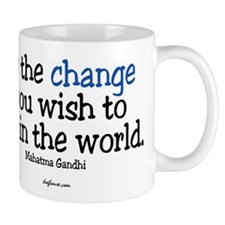 Cool Change the world Mug