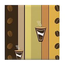 CoffeeShop Tile Coaster