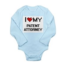 I love my Patent Attorney Body Suit