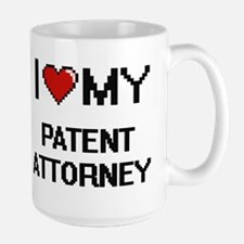 I love my Patent Attorney Mugs