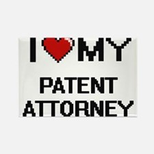 I love my Patent Attorney Magnets