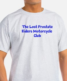 Lost Prostate Riders T-Shirt