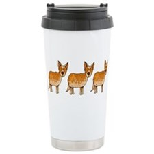 Funny Blue and red Travel Mug