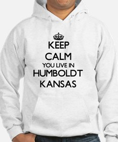 Keep calm you live in Humboldt K Hoodie