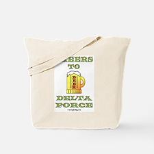 Delta Force Tote Bag
