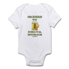 Delta Force Infant Bodysuit