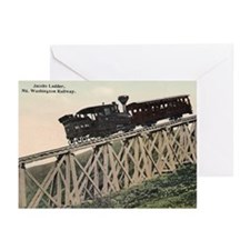 Cog Railway, Mount Washi Greeting Cards (Pk of 10)