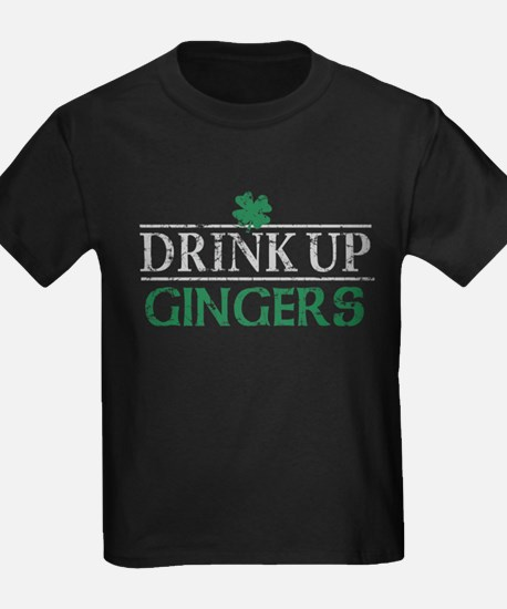 Drink Up Gingers T-Shirt