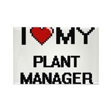 I love my Plant Manager Magnets