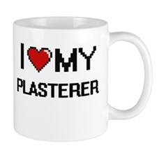I love my Plasterer Mugs