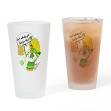 Unique Paddy Drinking Glass