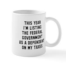 Government dependent Mug