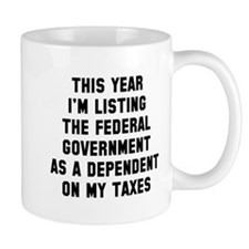Government dependent Mug
