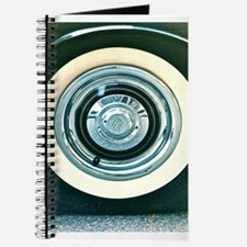Classic Cars: Rolls Royce Whitewall Tire Journal