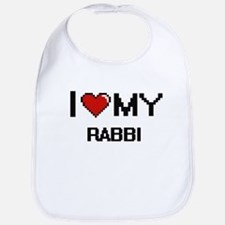 I love my Rabbi Bib