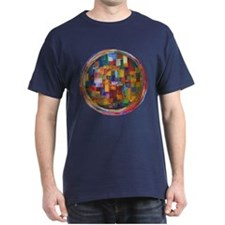 The earth mandala - T-Shirt