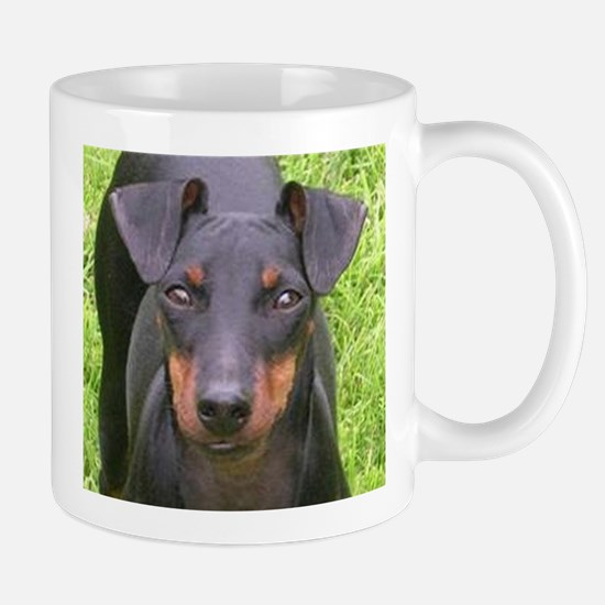 manchester terrier Mugs