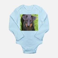 manchester terrier Body Suit