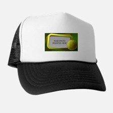 Time for Tennis L Trucker Hat