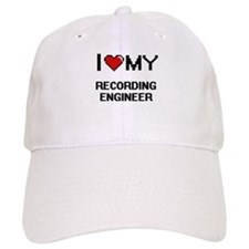 I love my Recording Engineer Baseball Cap
