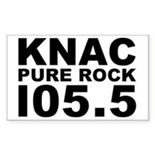 PURE ROCK KNAC Decal