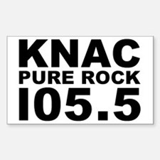 PURE ROCK KNAC Decal