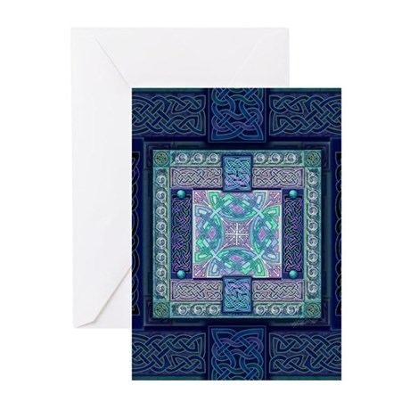 Celtic Atlantis Greeting Cards (Pk of 20)