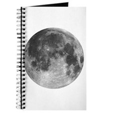 Beautiful full moon Journal